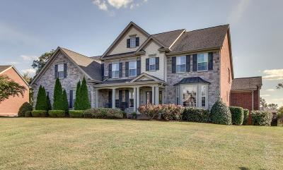 Brentwood Single Family Home Under Contract - Showing: 500 Childe Harolds Ln