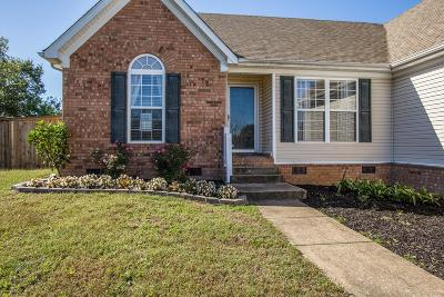 Spring Hill  Single Family Home For Sale: 1905 Portway Rd