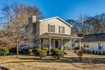 Nashville Single Family Home For Sale: 312 53rd Ave N