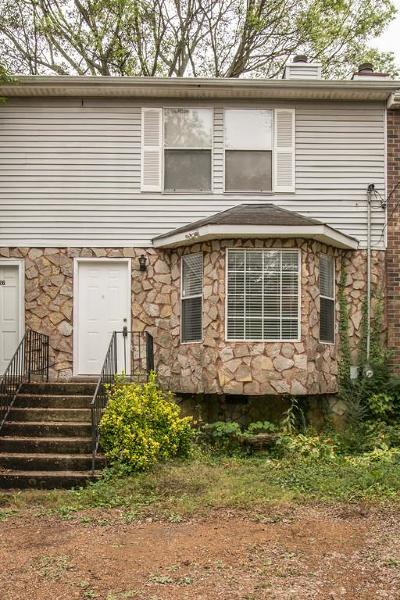 Nashville Condo/Townhouse Under Contract - Showing: 3228 Lakeford Dr