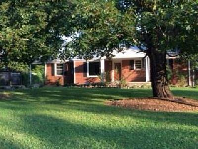 Rutherford County Rental For Rent: 1518 Atlas