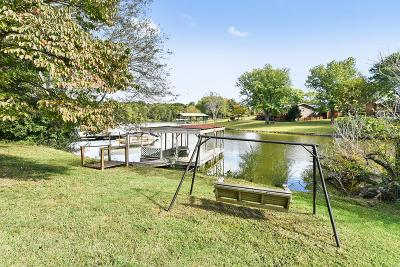Mount Juliet Single Family Home Under Contract - Showing: 210 Edgewater Dr