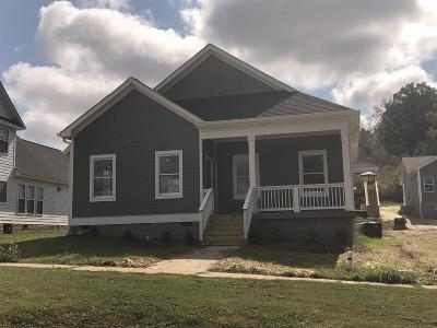 Kingston Springs Single Family Home Under Contract - Showing: 2 W Kingston Springs Rd