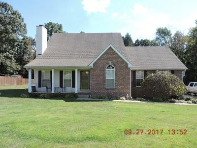 White House Single Family Home For Sale: 420 Christian Dr