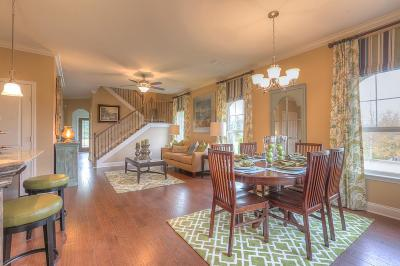 Gallatin Single Family Home For Sale: 302 Westminster Drive, Lot #87