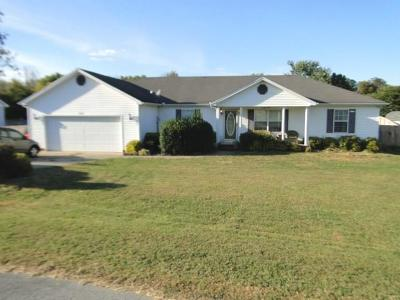 Shelbyville Single Family Home For Sale: 227 Edgeview Dr