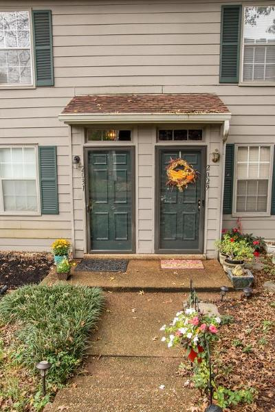 Nashville Condo/Townhouse Under Contract - Showing: 2031 Nashboro Blvd