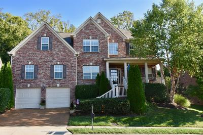 Nashville Single Family Home For Sale: 6765 Christiansted Ln
