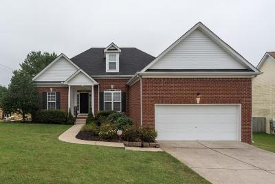 Thompsons Station  Single Family Home Under Contract - Showing: 2102 Loudenslager Dr