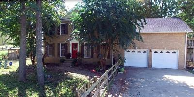 Clarksville Single Family Home Under Contract - Showing: 266 Shiloh Rd