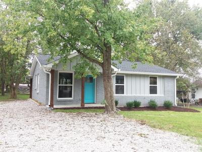 Franklin Single Family Home For Sale: 225 Cherry Dr