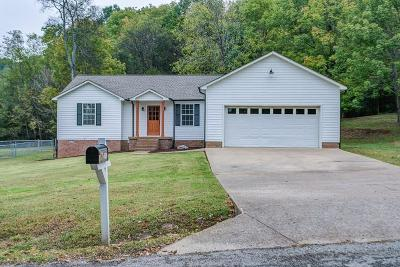 Columbia  Single Family Home For Sale: 406 Due Ln