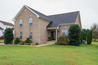 Pleasant View Single Family Home Under Contract - Showing: 3008 Joey Ct