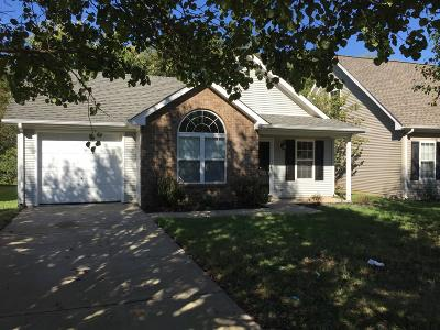 Rutherford County Rental For Rent: 5076 Boyd
