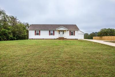 Spring Hill TN Single Family Home For Sale: $225,000