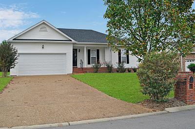 Gallatin Single Family Home For Sale: 160 Putter Point Dr