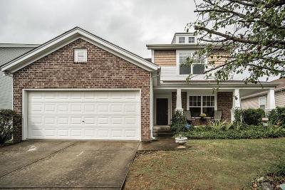 Goodlettsville Single Family Home Under Contract - Showing: 117 Vine Ln