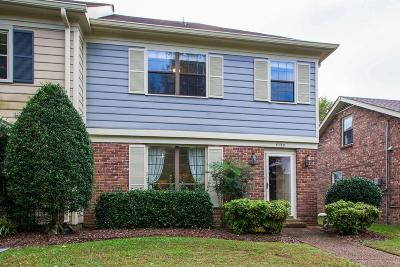 Nashville Condo/Townhouse For Sale: 1030 General George Patton Rd