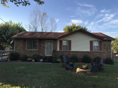 White House Single Family Home For Sale: 429 Wilkinson Ln
