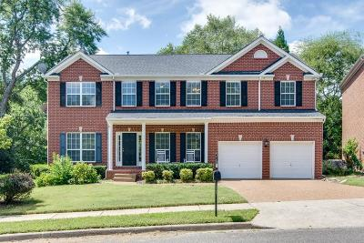 Franklin Single Family Home For Sale: 1172 Olde Cameron Ln
