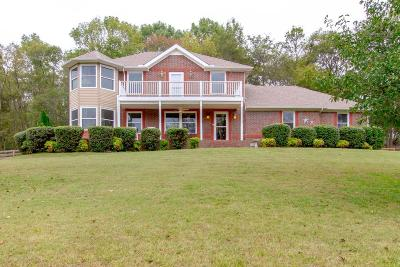Spring Hill Single Family Home For Sale: 1752 Vp Lunn Dr
