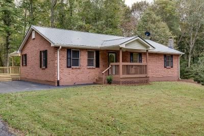 Charlotte Single Family Home Under Contract - Showing: 1116 Breeden Road