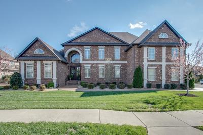 Hendersonville Single Family Home For Sale: 1010 Harlequin Blvd