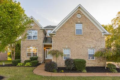 Spring Hill Single Family Home Under Contract - Showing: 1087 Auldridge Dr