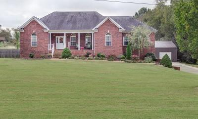 Spring Hill Single Family Home For Sale: 3597 Jim Warren Rd