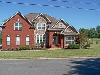 Mount Juliet Single Family Home For Sale: 2002 Breckenridge Dr