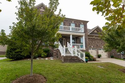 Franklin TN Single Family Home For Sale: $549,900
