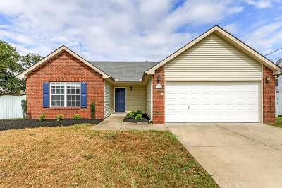 Lavergne Single Family Home Under Contract - Showing: 628 Mable Dr