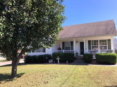 Lavergne Single Family Home Under Contract - Showing: 201 Babe Ruth Cv