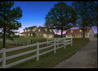 Houston County, Montgomery County, Stewart County Single Family Home For Sale: 420 Bazzie Dock Rd