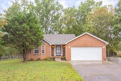 Lavergne Single Family Home Under Contract - Showing: 520 Sandhill Rd