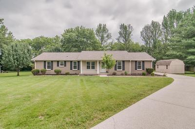 Mount Juliet Single Family Home For Sale: 218 Cora Ct