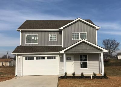 Oak Grove Single Family Home Under Contract - Showing: 109 Kentucky Ridge