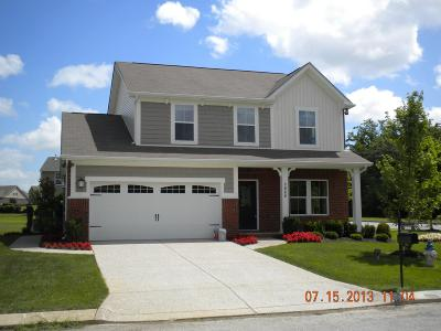 Spring Hill Single Family Home For Sale: 1000 Countess Ln