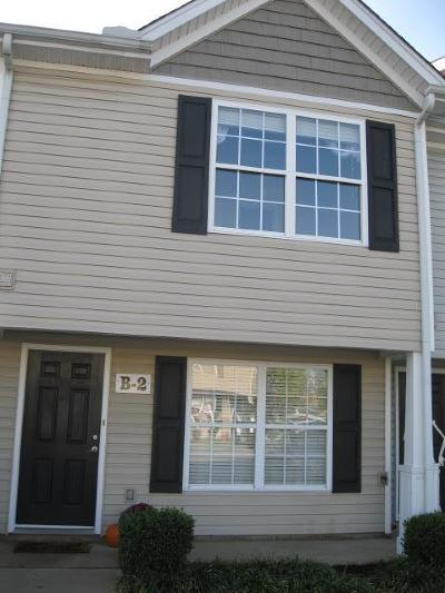 Rutherford County Condo/Townhouse Under Contract - Not Showing: 2961 b2 S Rutherford