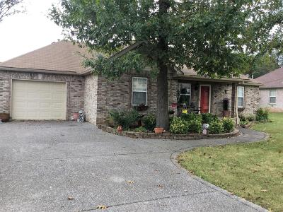 Smyrna Single Family Home For Sale: 11004 Packard Court