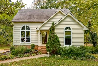 Clarksville Single Family Home For Sale: 1753 Broadripple Dr