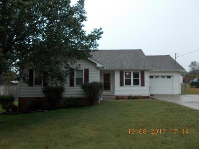 Lebanon Single Family Home Under Contract - Showing: 105 Lone Pine Dr