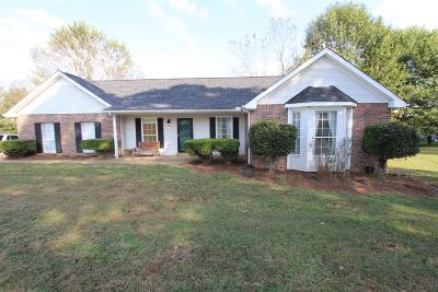 Pegram Single Family Home For Sale: 512 Bluff View Dr
