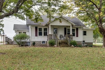 Dickson Single Family Home For Sale: 184 W Piney Road