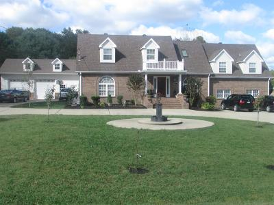 Lebanon Single Family Home For Sale: 302 Dawn Place