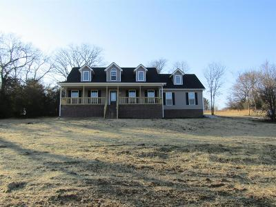 Lewisburg Single Family Home For Sale: 1150 Webb Rd