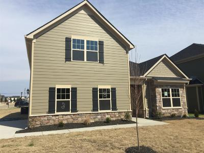 Smyrna Single Family Home For Sale: 204 Hourless Drive (Lot#8)