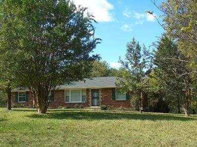 Brentwood, Franklin, Nashville, Nolensville, Old Hickory, Whites Creek, Burns, Charlotte, Dickson Single Family Home For Sale: 4423 Graycroft Ave