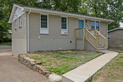 Brentwood, Franklin, Nashville, Nolensville, Old Hickory, Whites Creek, Burns, Charlotte, Dickson Single Family Home For Sale: 2509 Old Matthews Rd