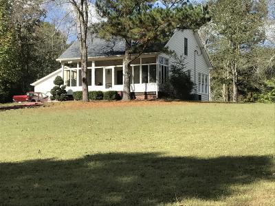 Dickson Single Family Home For Sale: 1267 Hillcrest Rd